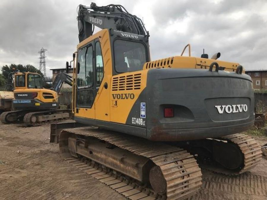Used Excavator 2003 Volvo EC140B for Sale - 1