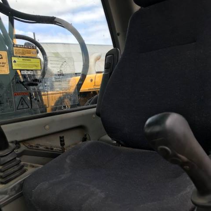 Used Excavator 2003 Volvo EC140B for Sale - 5