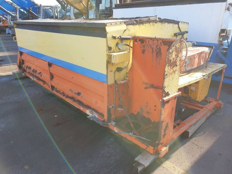 Used Asphalt Container 2009 ATC 100 - Asphalt Thermo Container - Pothole fill machine for Sale - 4