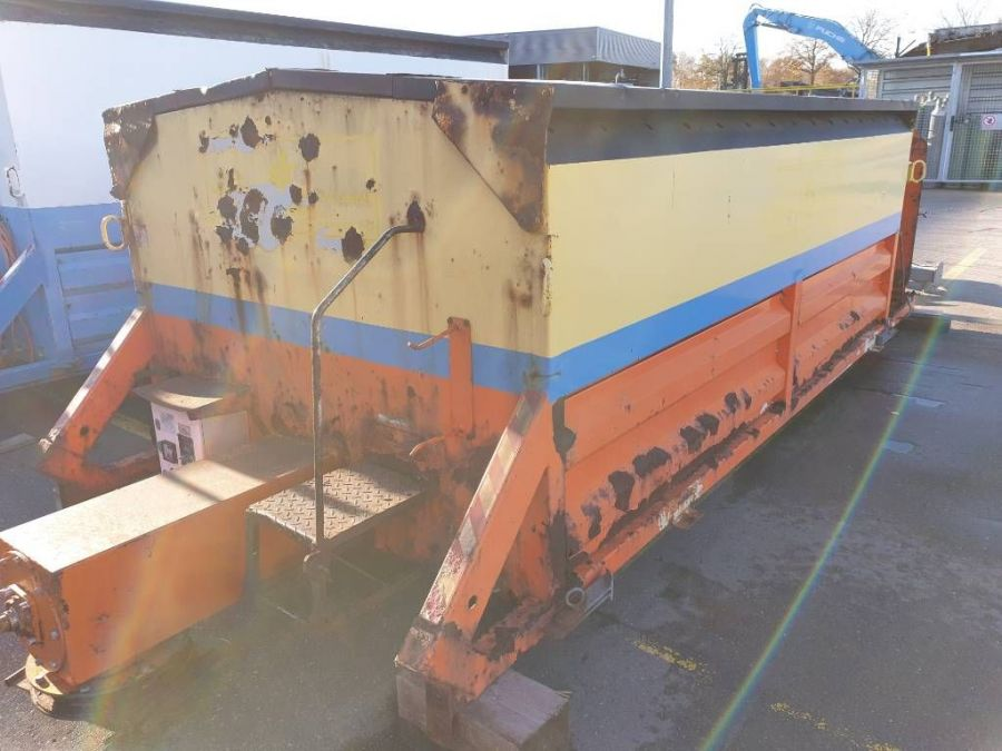 Used Asphalt Container 2009 ATC 100 - Asphalt Thermo Container - Pothole fill machine for Sale - 2