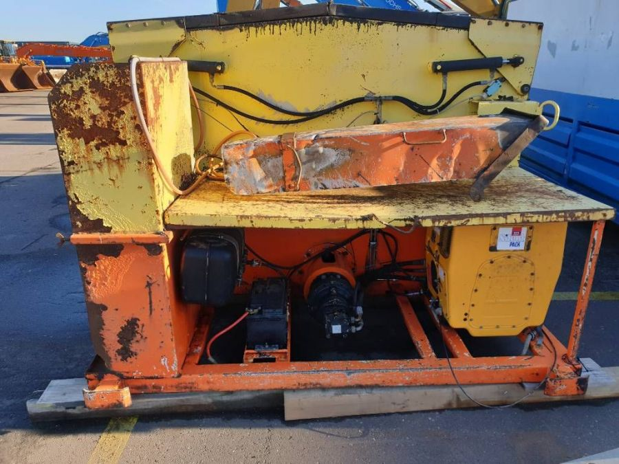Used Asphalt Container 2009 ATC 100 - Asphalt Thermo Container - Pothole fill machine for Sale - 5