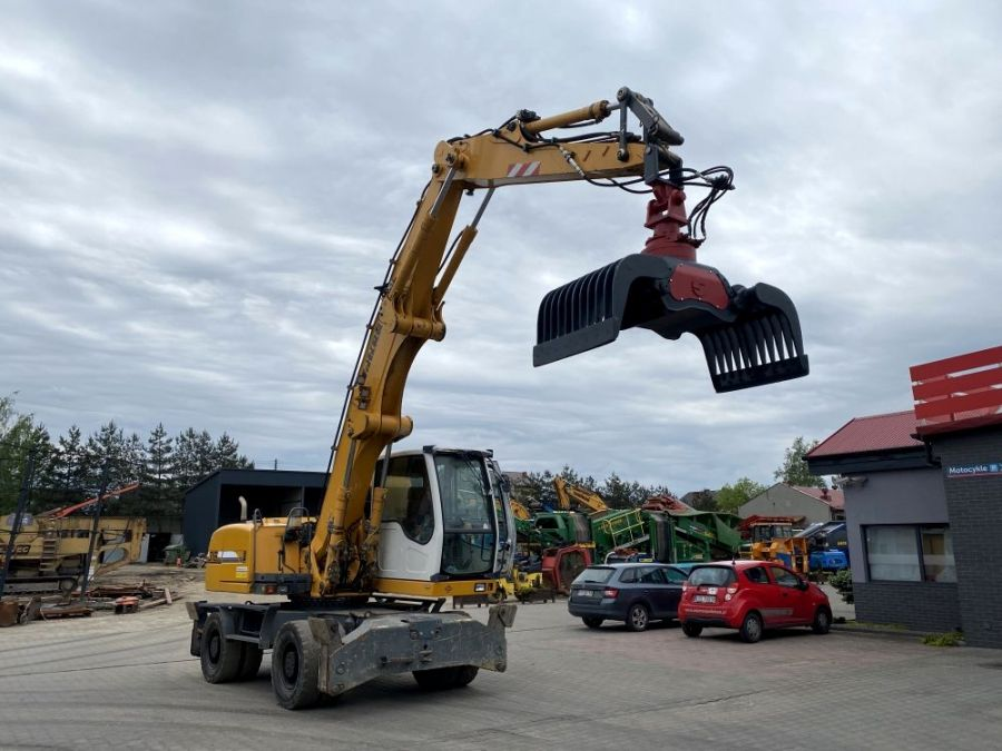 Used Excavator 2007 Liebherr 309 Litronic for Sale - 4 - Thumbnail