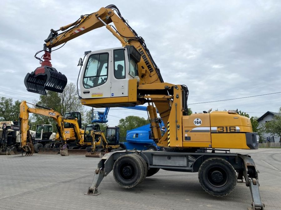 Used Excavator 2007 Liebherr 309 Litronic for Sale - 5 - Thumbnail