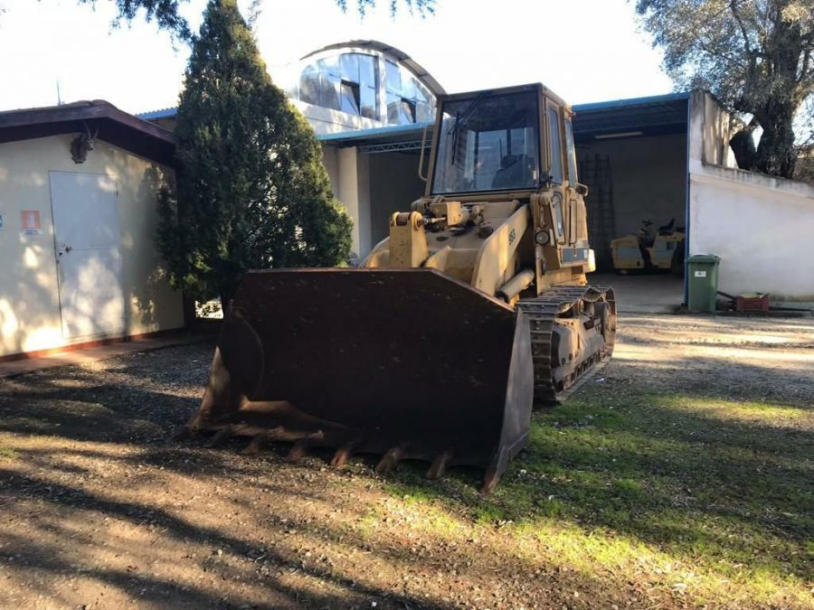 Used Crawler Loader 1990 Caterpillar 953 for Sale - 2