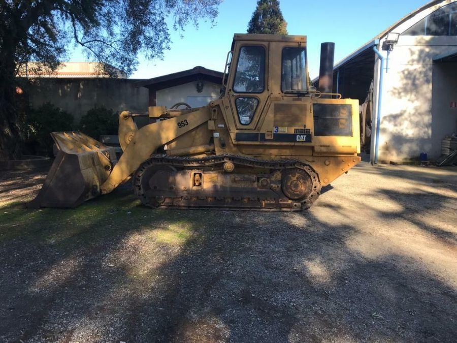 Used Crawler Loader 1990 Caterpillar 953 for Sale - 1