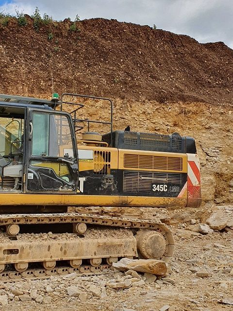 Used Excavator 2007 Caterpillar 345C for Sale - 4 - Thumbnail