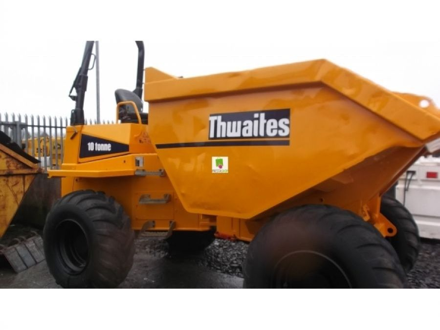 Used Dump Truck 2012 Thwaites 10 T for Sale - 2