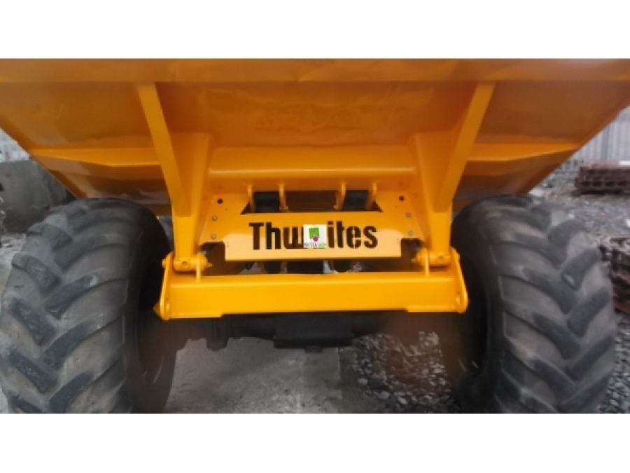 Used Dump Truck 2012 Thwaites 10 T for Sale - 3