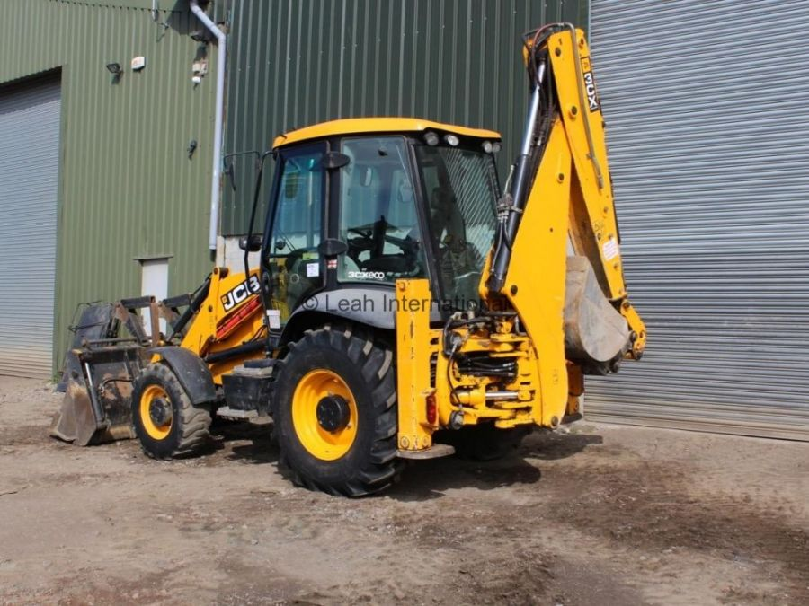 Used Backhoe 2013 JCB 3CX  for Sale - 4