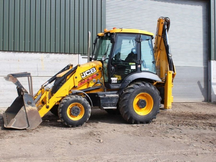 Used Backhoe 2013 JCB 3CX  for Sale - 5