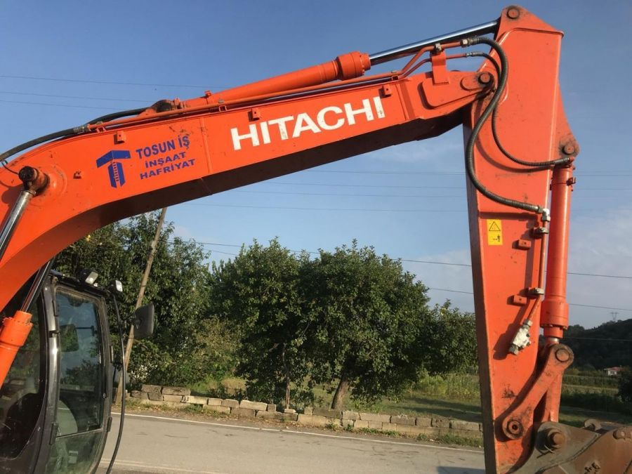Used Excavator 2017 Hitachi ZX130LCN for Sale - 2