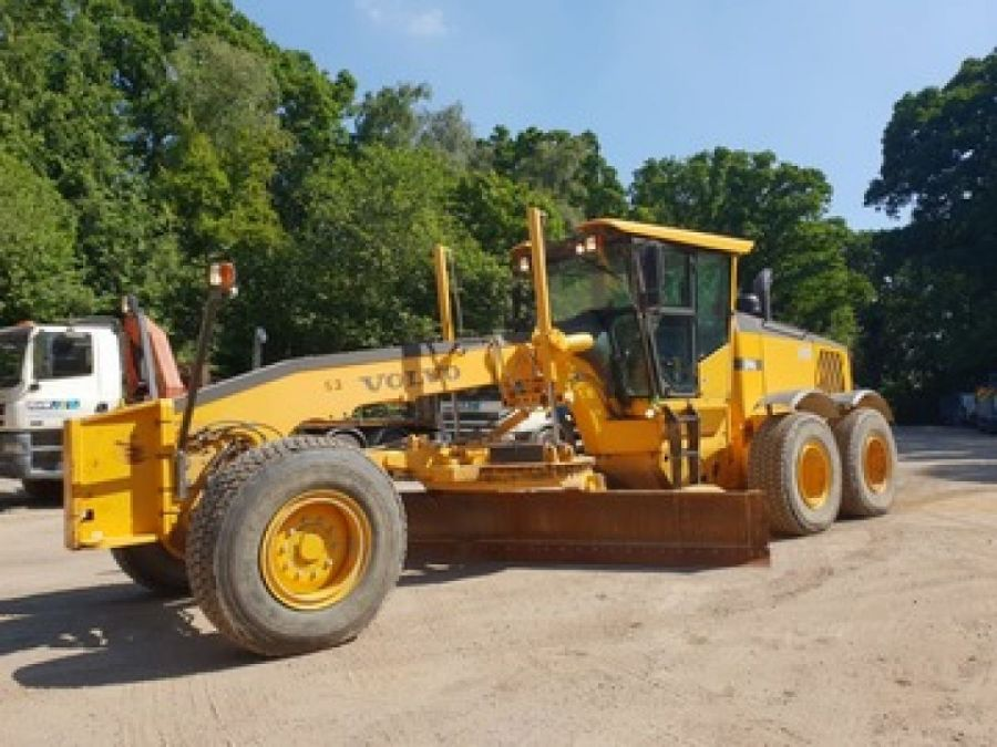 Used Grader 2010 Volvo G946 for Sale - 1 - Thumbnail
