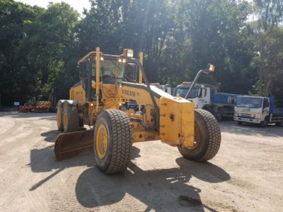 Used Grader 2010 Volvo G946 for Sale - 3 - Thumbnail