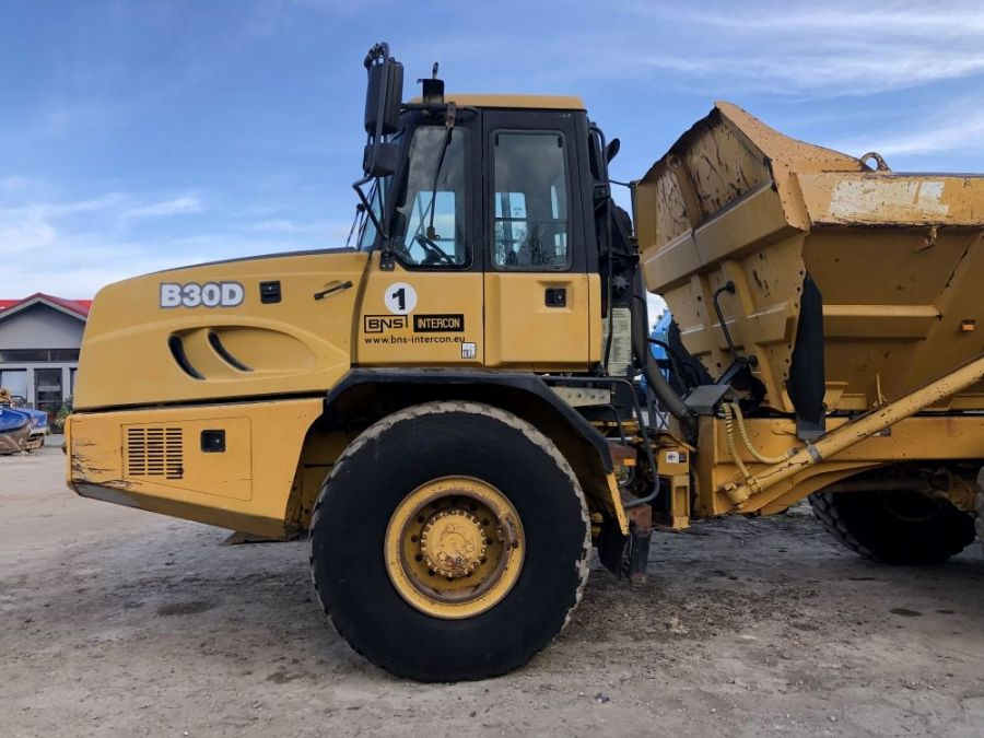 Used Dump Truck 2003 Bell B30D for Sale - 4