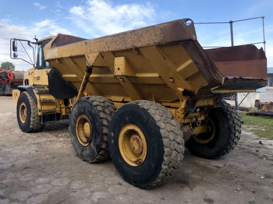 Used Dump Truck 2003 Bell B30D for Sale - 5