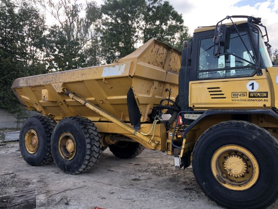Used Dump Truck 2003 Bell B30D for Sale - 3