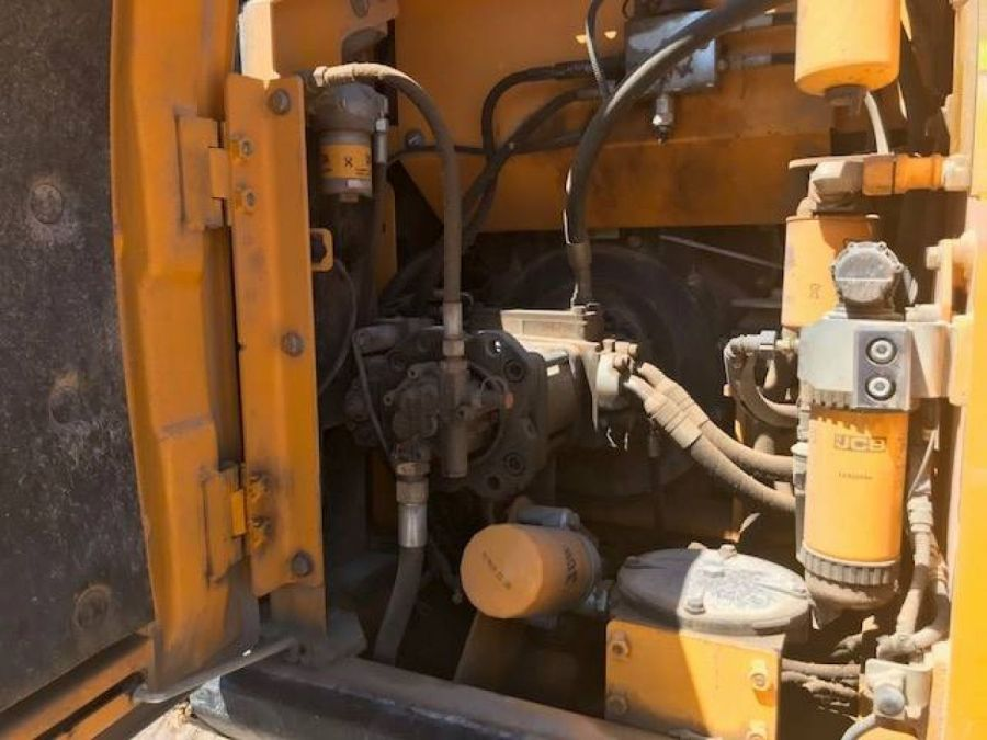 Used Excavator 2013 JCB JS 130 for Sale - 4 - Thumbnail