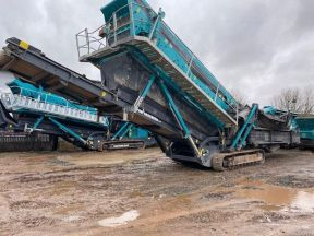 Powerscreen Chieftain 2200 3 Deck