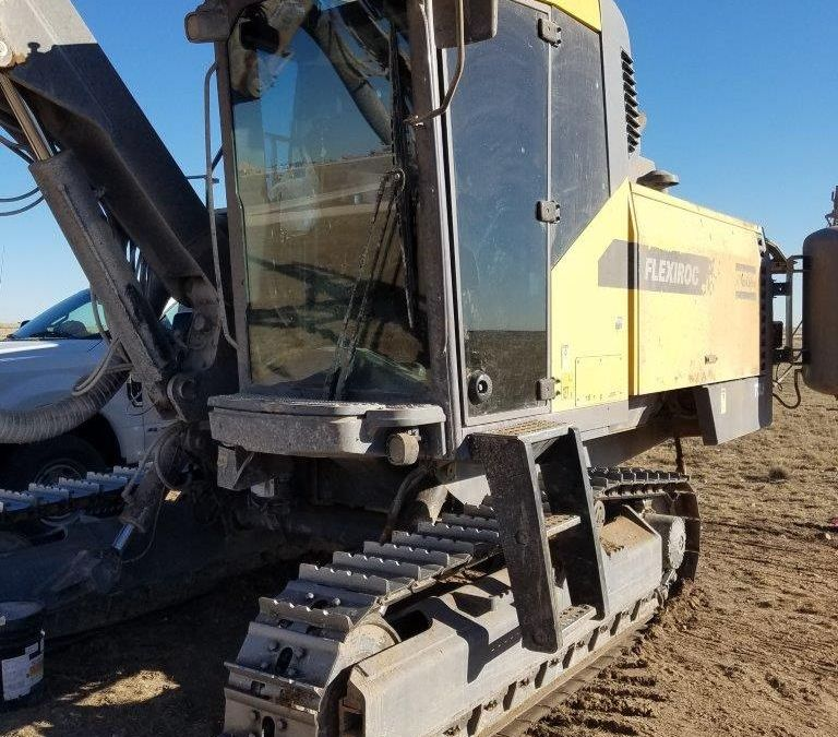 Used  2011 Atlas Copco FlexiRoc T35-11 for Sale - 3 - Thumbnail