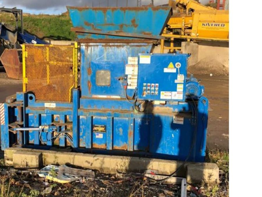 Used Baler 2011 Marathon Gemini for Sale - 2
