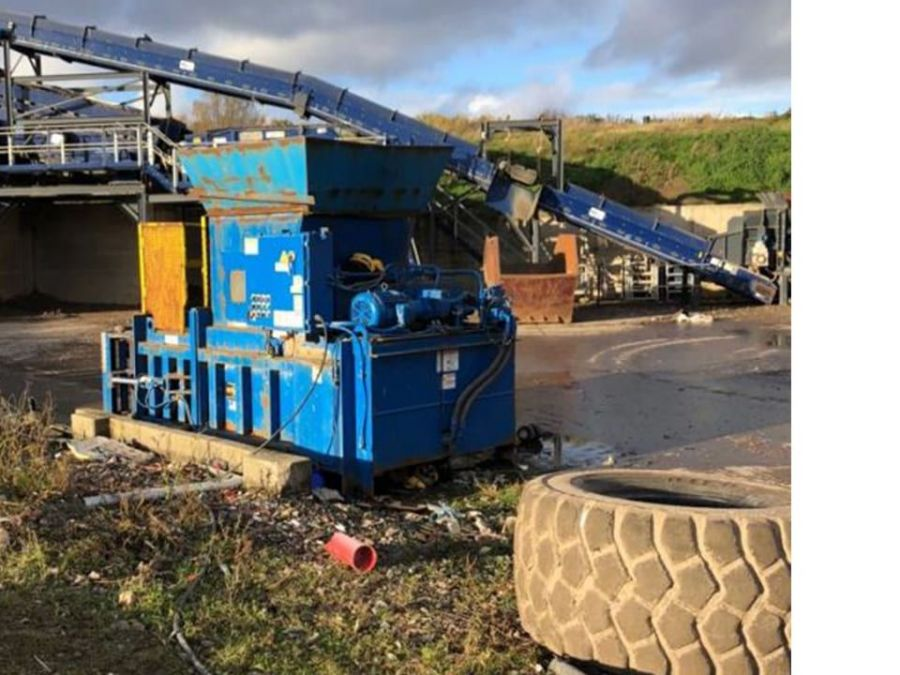 Used Baler 2011 Marathon Gemini for Sale - 1