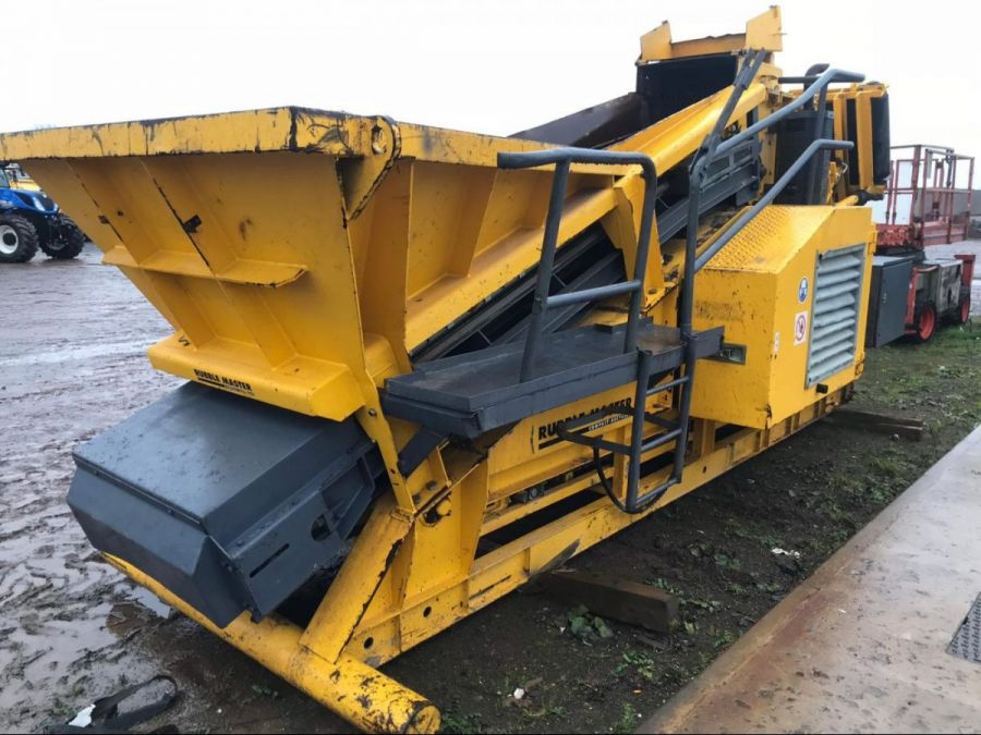 Used Crusher 2013 Rubble Master RM 60 for Sale - 1