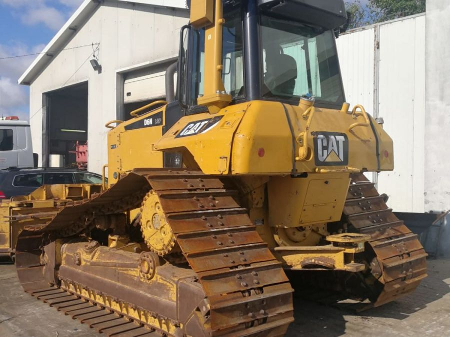 Used Dozer 2010 Caterpillar D6N LPG for Sale - 3