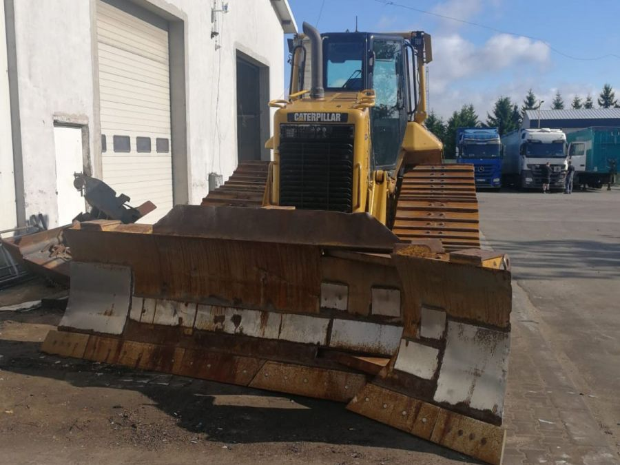 Used Dozer 2010 Caterpillar D6N LPG for Sale - 4