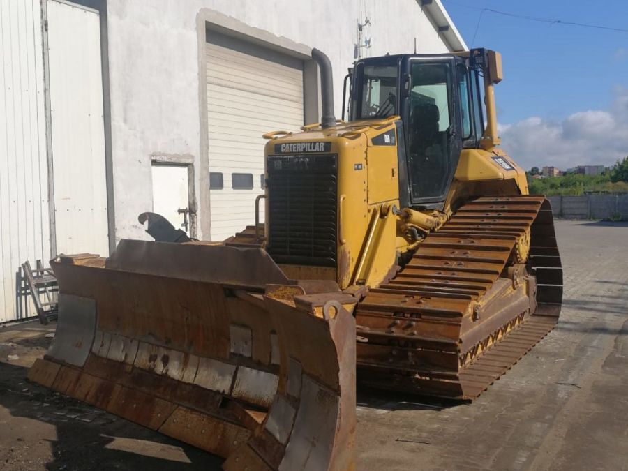 Used Dozer 2010 Caterpillar D6N LPG for Sale - 1