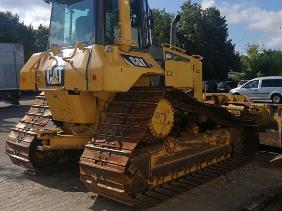 Used Dozer 2010 Caterpillar D6N LPG for Sale - 2