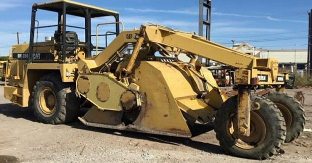 Used Grader 1994 Caterpillar RM-350B for Sale - 1