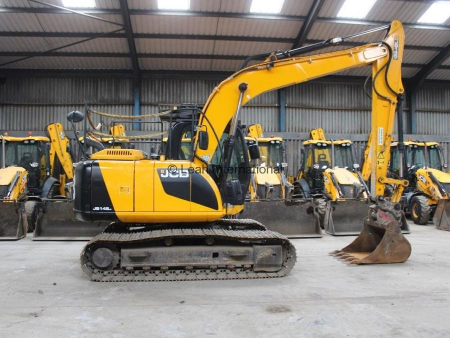 Used Excavator 2013 JCB JS 145 for Sale - 4
