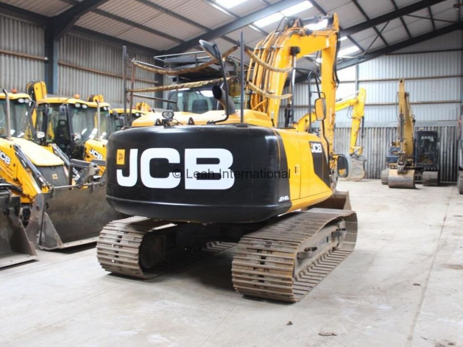 Used Excavator 2013 JCB JS 145 for Sale - 5