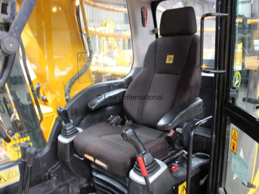 Used Excavator 2013 JCB JS 145 for Sale - 3