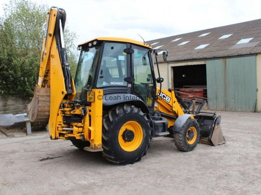 Used Backhoe 2013 JCB 3CX  for Sale - 4 - Thumbnail