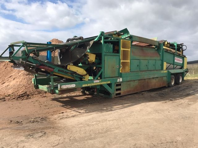Used Waste Systems 2008 McCloskey 616 for Sale - 2