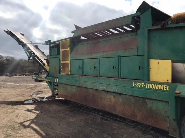 Used Waste Systems 2008 McCloskey 616 for Sale - 5