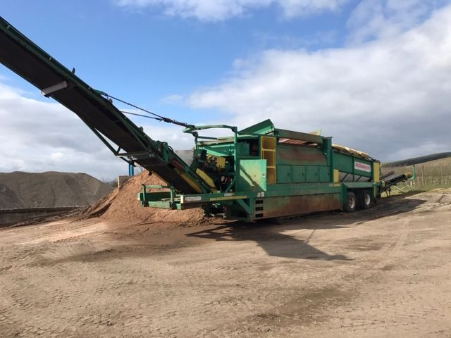 Used Waste Systems 2008 McCloskey 616 for Sale - 1