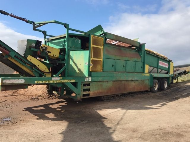 Used Waste Systems 2008 McCloskey 616 for Sale - 3
