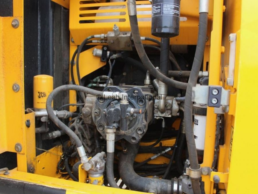 Used Excavator 2014 JCB JS 220 for Sale - 4 - Thumbnail
