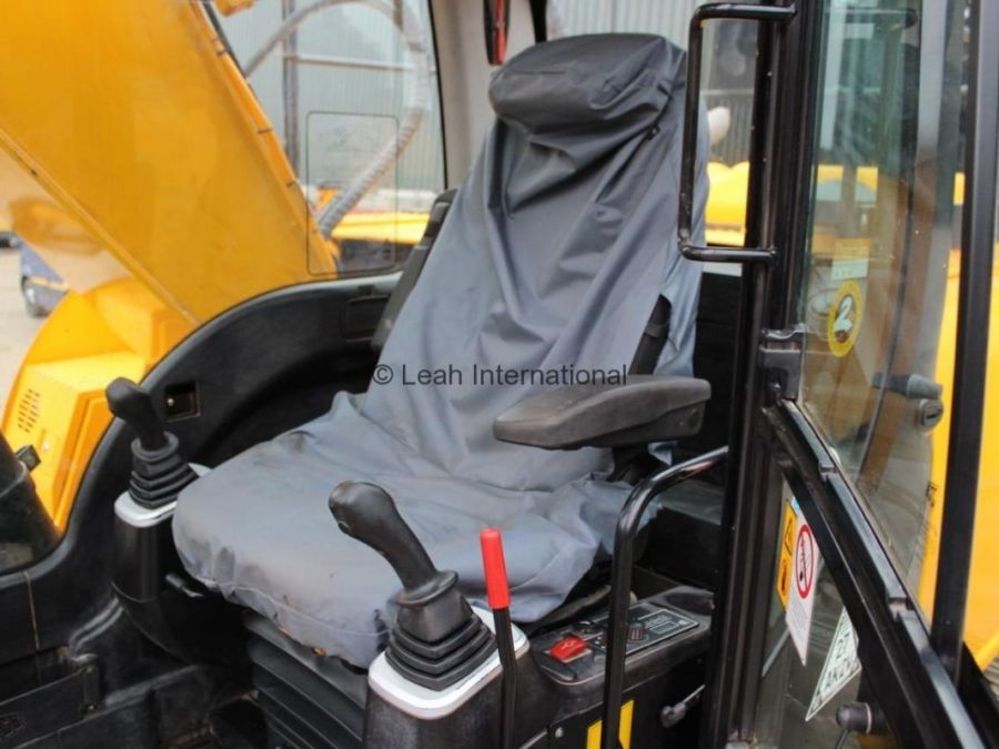 Used Excavator 2014 JCB JS 220 for Sale - 5 - Thumbnail