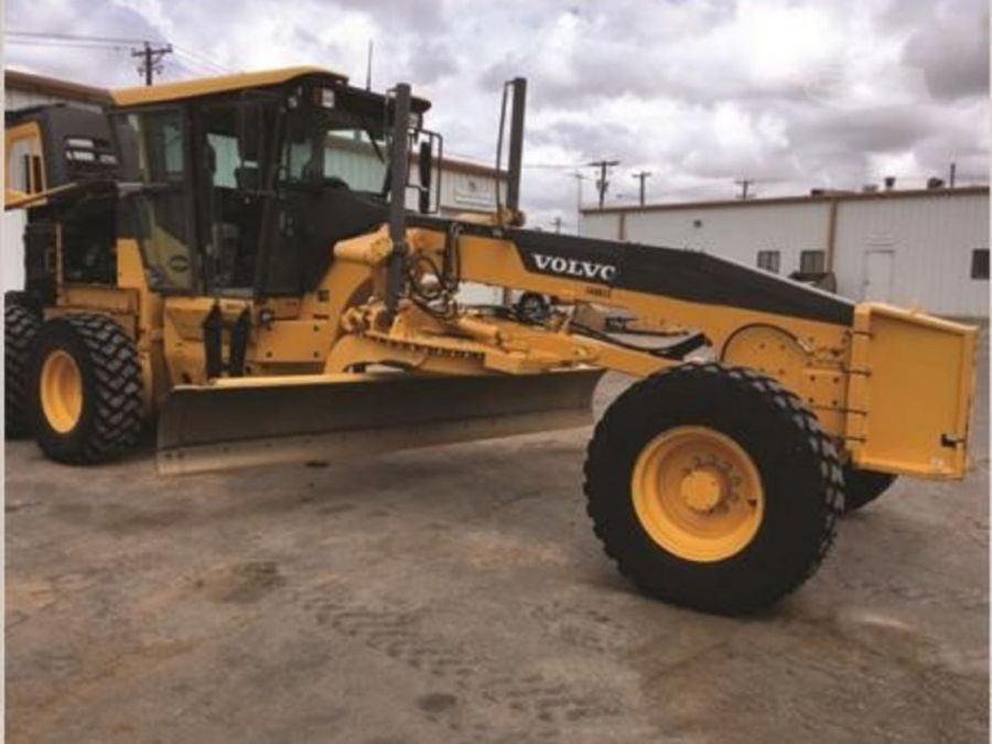 Used Grader 2014 Volvo G930 for Sale - 1 - Thumbnail