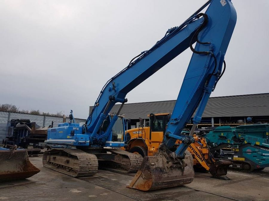Used Excavator 2012 Hyundai Robex 380 LC-9 for Sale - 3