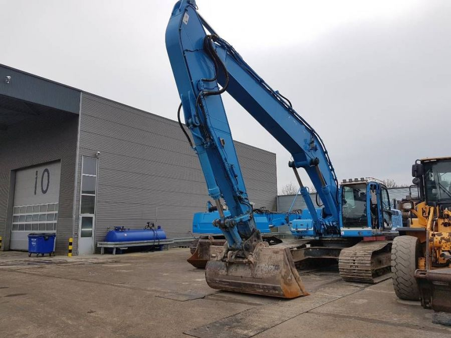 Used Excavator 2012 Hyundai Robex 380 LC-9 for Sale - 4