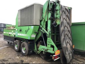 Willibald MZA 2500S Shredder