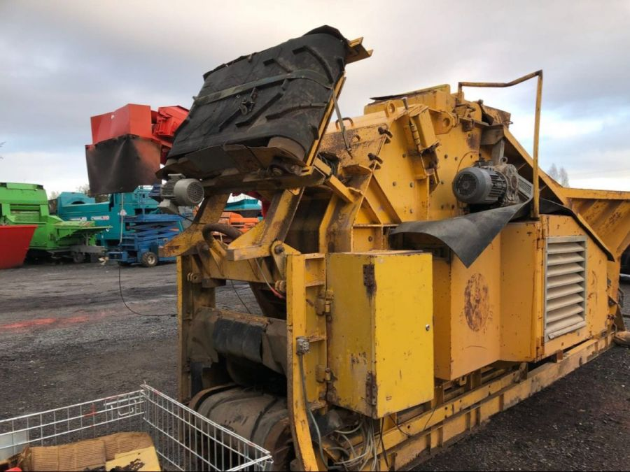 Used Crusher 2004 Rubble Master RM 60 for Sale - 1