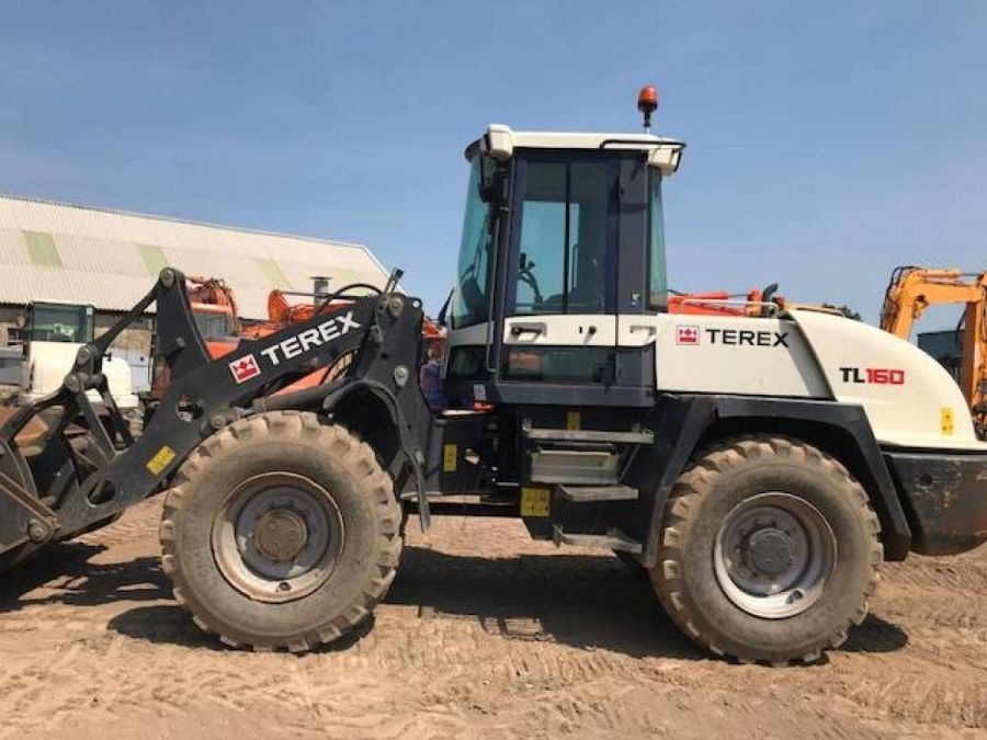 Used Wheel Loader 2012 Terex TL160 for Sale - 1 - Thumbnail