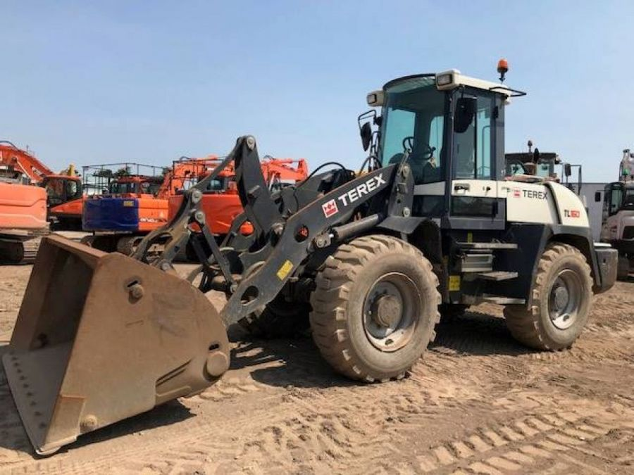 Used Wheel Loader 2012 Terex TL160 for Sale - 4 - Thumbnail