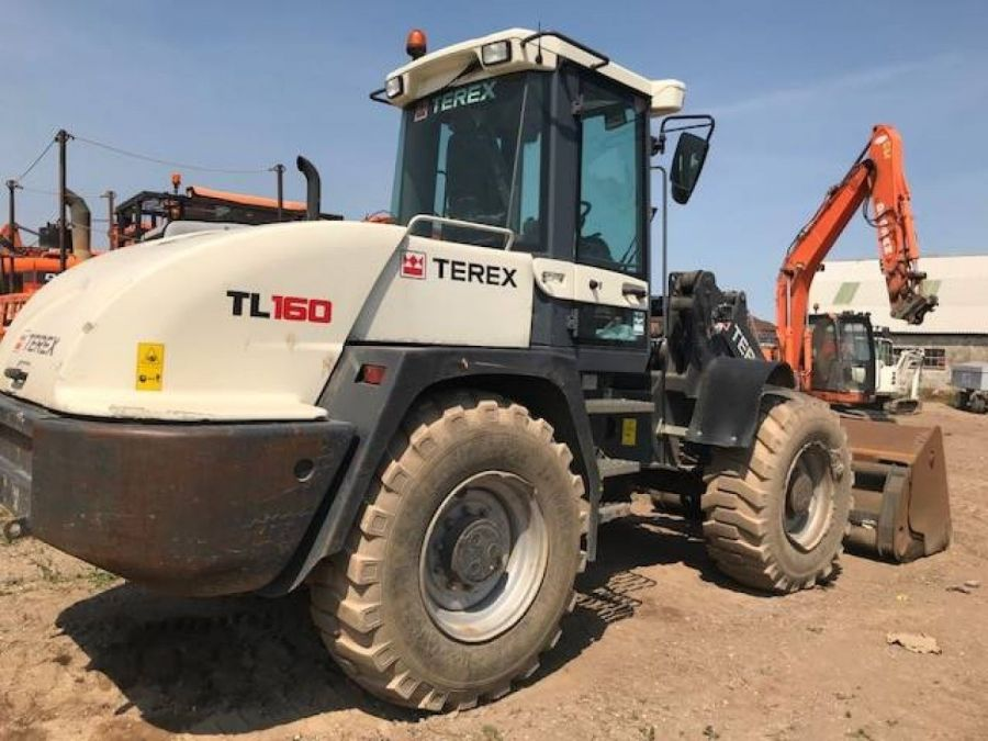Used Wheel Loader 2012 Terex TL160 for Sale - 2 - Thumbnail