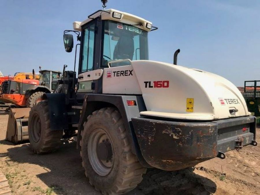 Used Wheel Loader 2012 Terex TL160 for Sale - 3 - Thumbnail